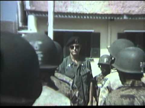 Special Forces Airborne Training (1969)