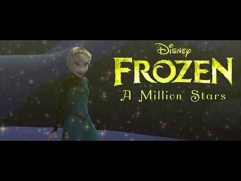 "Disney's Frozen ""A Million Stars"" Performed by Luminiţa Anghel"