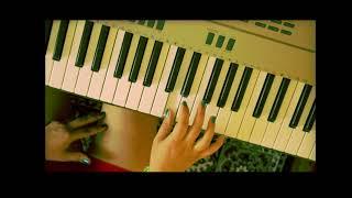 Самоучитель игры на синтезаторе. Урок №11. Часть 3