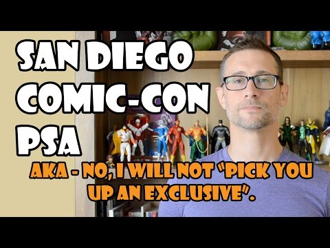 The Realities of San Diego Comic-Con