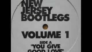 Ceybil Jefferies - New Jersey Bootlegs Volume 1 - You Give Good Love
