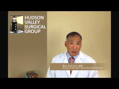 Dr. Har Chi Lau of Hudson Valley Surgical Group discusses hernias and types of treatment.