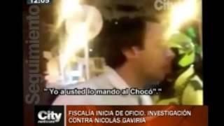 CityNoticias: Fiscalía inicia investigación contra Nicolás Gaviria