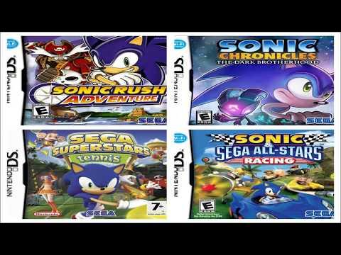 Descargar Todos Los Juegos De Sonic Para Nds Espanol 1 Link