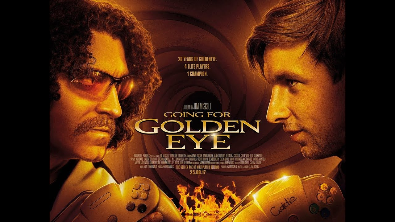 Going for Golden Eye Mockumentary Trailer