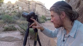 My EXPOSURE BRACKETING Camera Technique & Canyon Photography | The Landscape Photography Journals E7