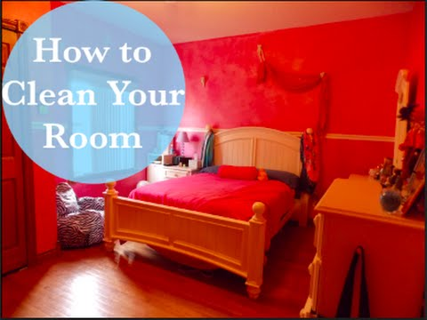 How To Clean Your Room Efficiently