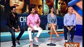 Ranchi Diaries: Anupam Kher shares special bond with Himansh Kohli, Soundarya Sharma