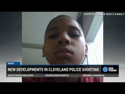Boy with toy gun shot and killed by Cleveland Police