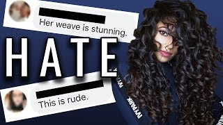 READING HATE COMMENTS / 1st Year on YouTube | Ayesha Malik