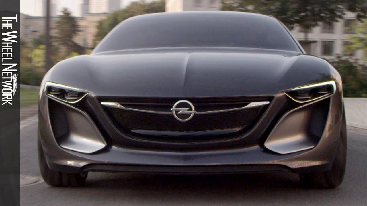 Exterior and Interior Opel Monza 2021