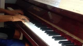 《等一個人咖啡》電影主題曲 - 缺口 (鋼琴版 Piano Cover)