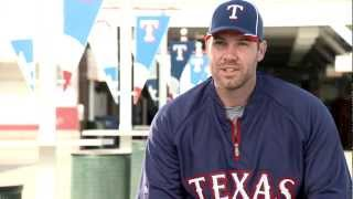 Texas Rangers: Wilson Glove Day 2012