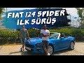 Do?an Kabak | FIAT 124 SPIDER ?LK SÜRÜ? (100 Bin Abone Videosu Aç?klamas?)