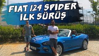 Doğan Kabak | FIAT 124 SPIDER İLK SÜRÜŞ (100 Bin Abone Videosu Açıklaması)