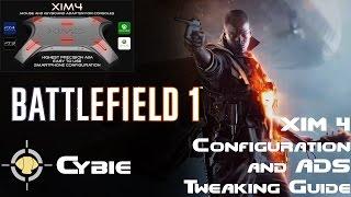 battlefield 1 config xim4 videos, battlefield 1 config xim4 clips
