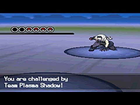 Pokémon Blaze Black 2 - Shadow Triad (Challenge Mode)