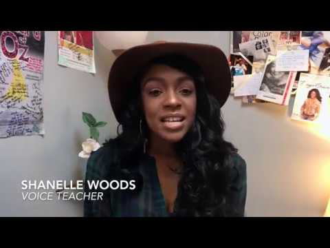 Shanelle Woods: Why I Sing