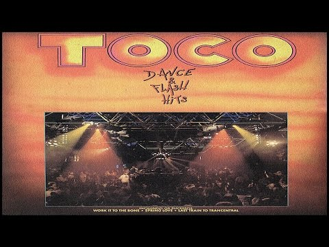 Toco - Dance & Flash Hits (1991)(CD Completo)