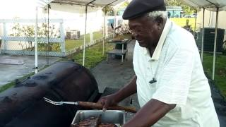 Cole ribs best ribs in Fort Pierce Florida Avenue D