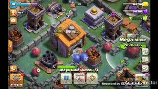 Passage mdo 6 ! Clash of clans