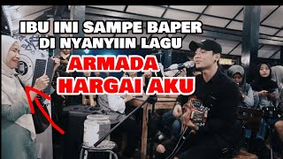 Download Mp3 Hargai Aku - Armada  Lirik  Live Akustik Cover By Tri Suaka - Pendopo Lawas
