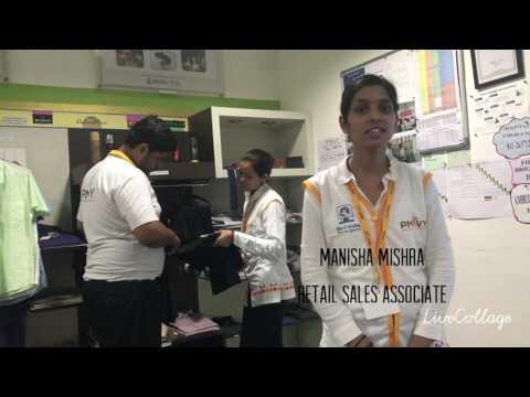 Manisha Mihsra   Retail Associate   IL&FS Institute of Skills   PMKVY Trainee