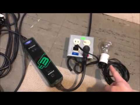 Testing, and using a L1 120V EVSE car charger on 240V as an L2