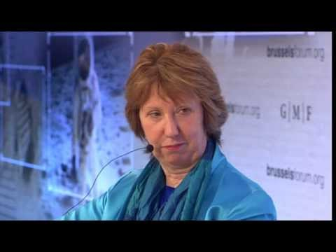 Brussels Forum: A Conversation with Catherine Ashton