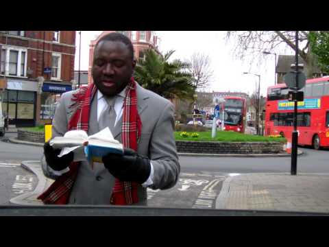 East Dulwich, London SE 22..God's Judgement on the nations, Andy Lumeh Evangelist