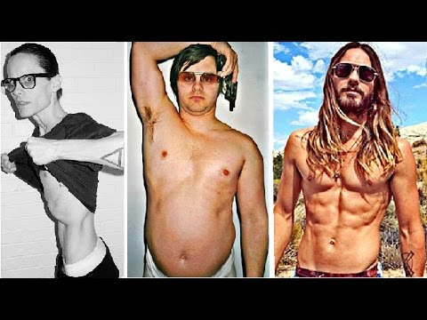 Jared Leto's AMAZING Vegan Body Transformation!