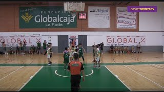 U12M - TRAVEL TEAM vs EBG MÁLAGA.- Torneo Torneo MARCA La Roda U12 Future Stars 2021