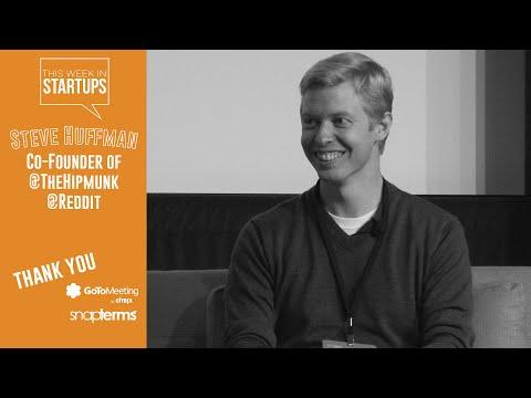 SCALE Keynote: Co-founder Steve Huffman shares secrets, lessons learned on building reddit & hipmunk