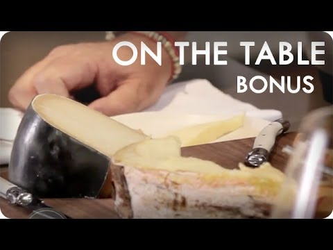 Jay McInerney & Eric Ripert Pair Wine With Cheese | On The Table Ep. 10 Bonus | Reserve Channel