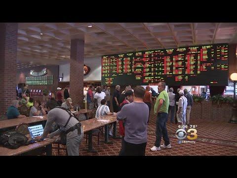 Sports Betting Gets Underway In Delaware