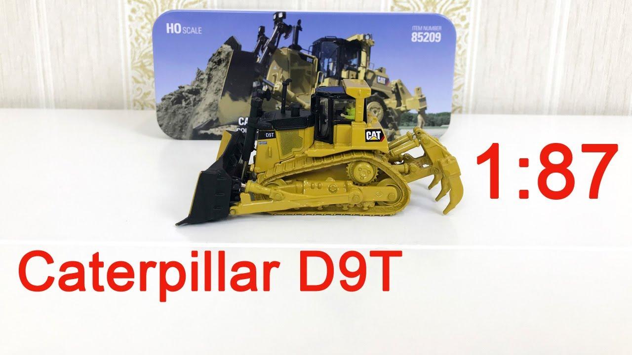 Бульдозер Caterpillar D9T