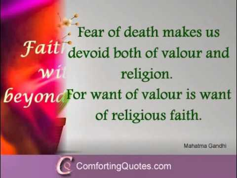Religious Quotes About Faith Endearing Religious Quotes About Faith  Youtube