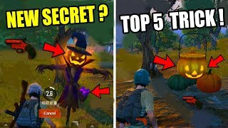 PUBG MOBILE TOP 5 NEW TIPS AND TRICK ? PUBG Mobile New Update 0.15.0 ?