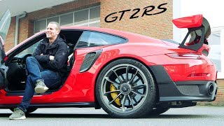 PORSCHE 991 GT2 RS CHECK mit Hamid Mossadegh | Wie fährt er sich denn? Fahr doch