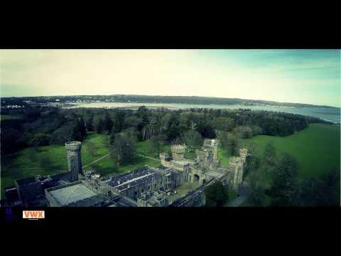 Penrhyn Castle, Bangor, North Wales.
