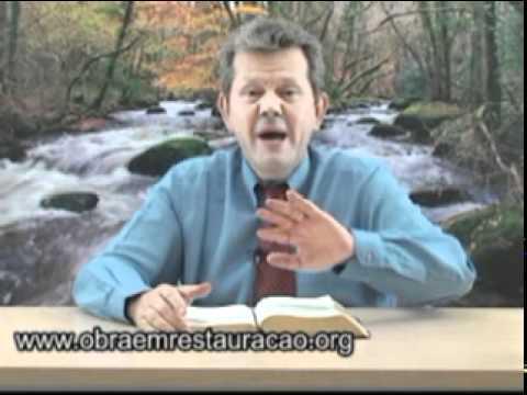 A Hora da Restaura��o: Batismo em Nome de Jesus Cristo - Parte 1