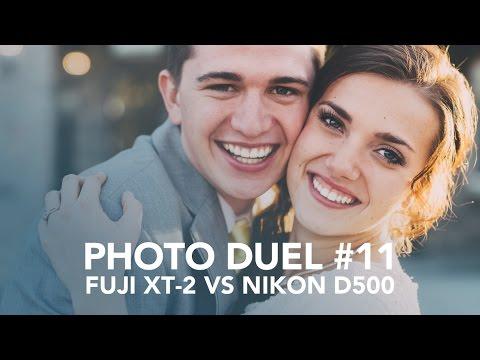 Photo Duel #11: Wedding Groomals [Nikon d500, Sigma 50mm 1.4 vs Fuji X-T2, 56mm 1.2]