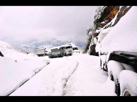 Hình ảnh tuyết rơi tuyệt đẹp ở Tây Bắc Sapa