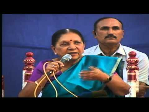 Gujarat CM interacts with women members of Van Mandlis