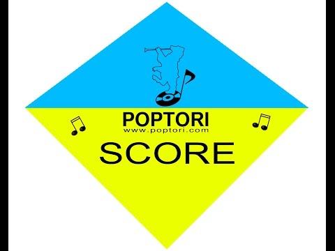 Poptori Score: SINÄ VAIN - Tauski (Karaoke versio)