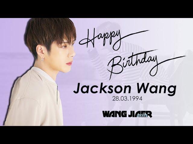 [#KINGJACKSONDAY] - Video especial de aniversario - Jackson Wang