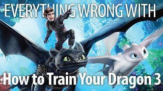 Everything Wrong With How to Train Your Dragon: The Hidden World