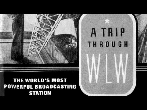 WLW's 500,000 Watt Transmitter