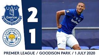 Everton 2-1 Leicester City | Ancelotti Masterclass!