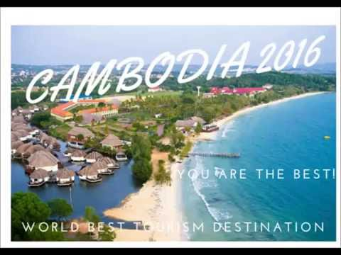 CAMBODIA IS WORLD BEST TOURIST DESTINATION FOR 2016